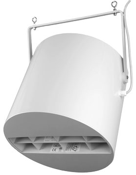 Destratification Fan System Retail Narrow Unit