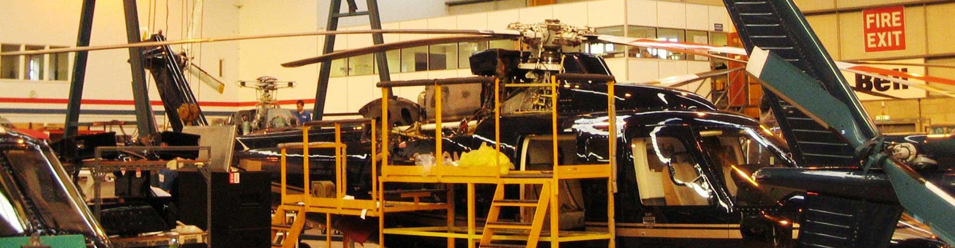 Destratification Fan System PremiAir Blackbusche