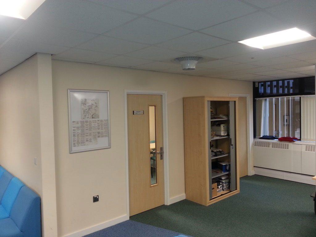 Destratification Fan System Offices Gallery 2