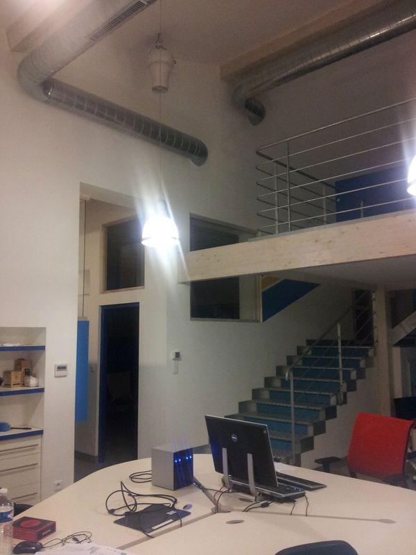 Destratification Fan System Offices Gallery 6
